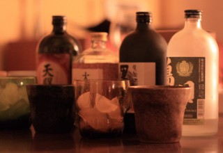 Private Shochu Tasting #1