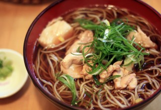 chicken soba soup