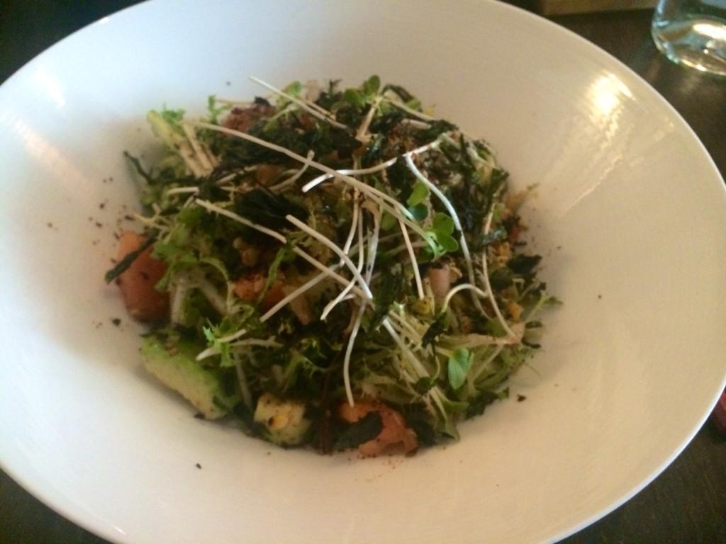 cha soba salad