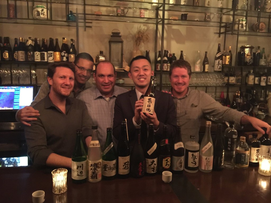 last shochu tuesday